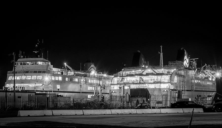 Maintenace Yard at Night | ZEISS ZA VARIO-SONNAR F2.8 24–70MM <br> Click image for more details, Click <b>X</b> on top right of image to close