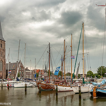 The Tall Ships Races 2014 - Harlignen