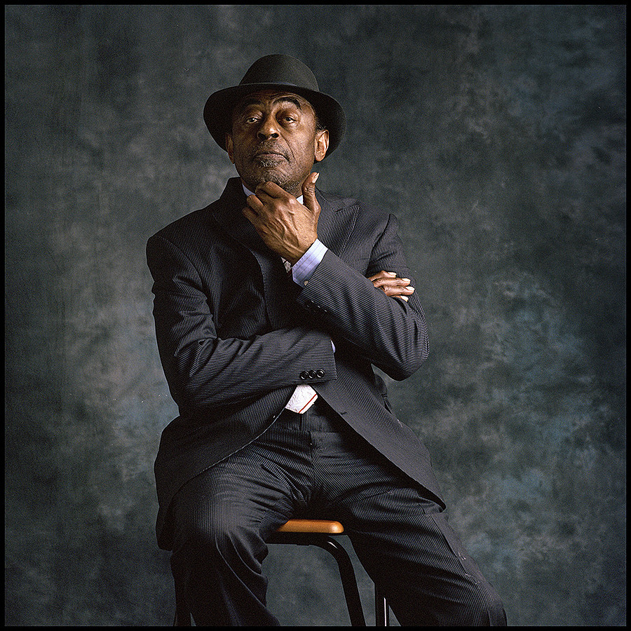 Archie Shepp | ZEISS C SONNAR 150MM F4 <br> Click image for more details, Click <b>X</b> on top right of image to close