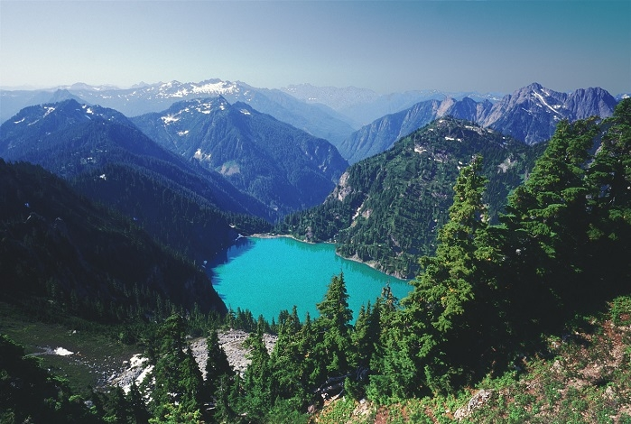 Blanca Lake, Washington Cascades. | LENS MODEL NOT SET <br> Click image for more details, Click <b>X</b> on top right of image to close