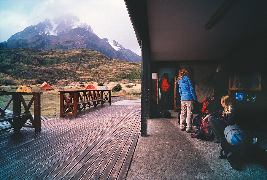 Convenience Store. Paine Grande, Torres Del Paine, Chile. | LENS MODEL NOT SET <br> Click image for more details, Click <b>X</b> on top right of image to close