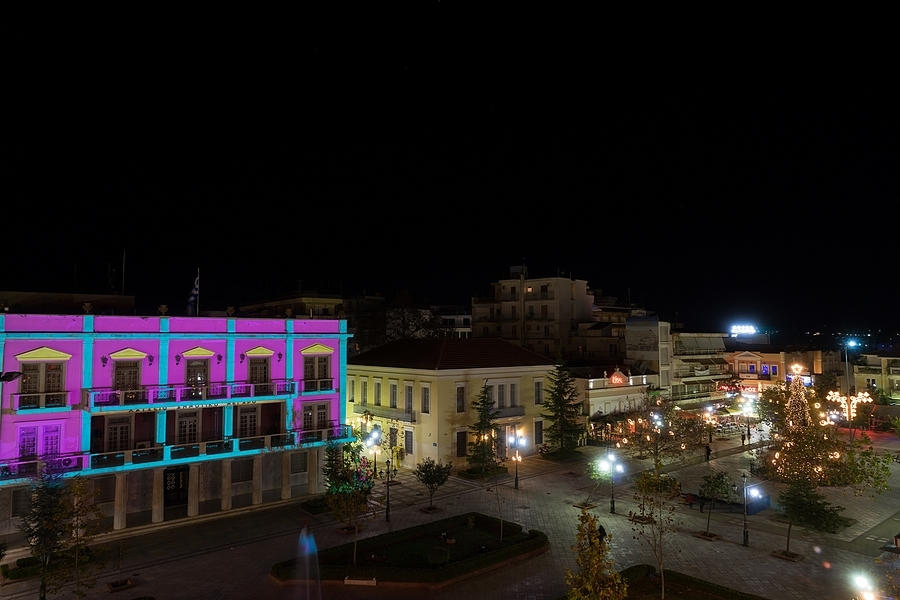 Christmas in Pyrgos | ZEISS ZA VARIO-SONNAR F2.8 24–70MM <br> Click image for more details, Click <b>X</b> on top right of image to close