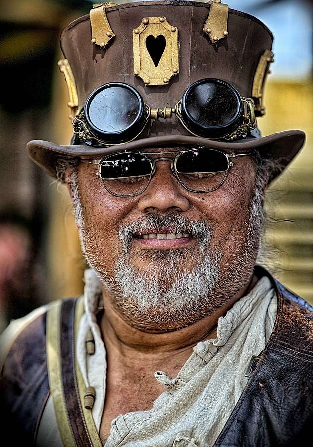 Steampunk at the So Cal Renaissance Faire | ZEISS APO SONNAR F2 135MM <br> Click image for more details, Click <b>X</b> on top right of image to close