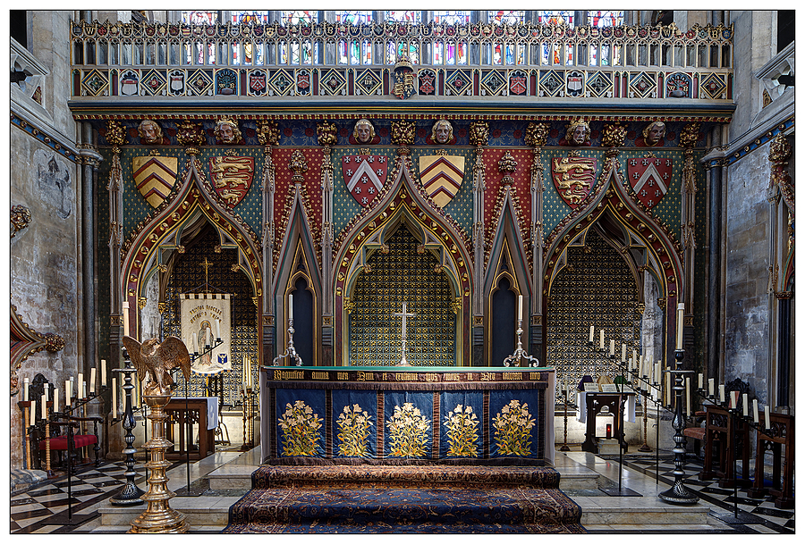 Eastern Lady Chapel (from 1298) - Bristol Cathedral | LENS MODEL NOT SET <br> Click image for more details, Click <b>X</b> on top right of image to close
